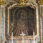 Sommaguggio Chiesa di Civenna Interno