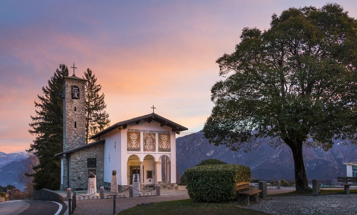 chiesa di Magreglio